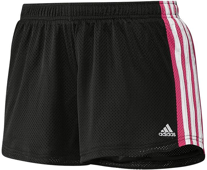 adidas Everyday Mesh Stripe Shorts