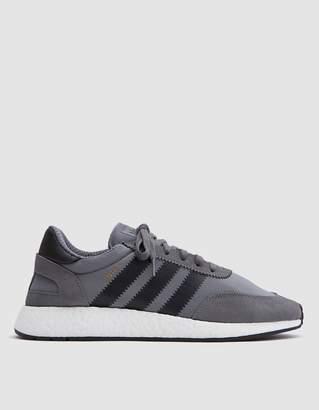 adidas Iniki Boost in Grey Four