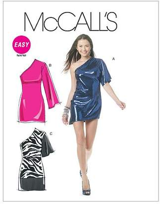 Mccall's M6240 Misses' Dresses In 2 Lengths
