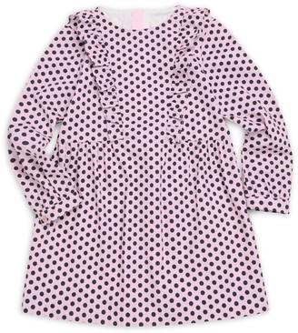 Milly Little Girl's Cotton-Blend Poplin Dress
