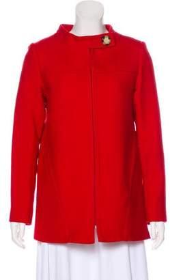 Smythe Wool Zip Jacket