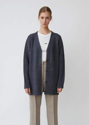 MM6 MAISON MARGIELA Long Sleeve Knit Cardigan