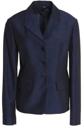 Jil Sander Mohair Wool And Silk-Blend Blazer