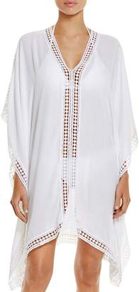 465e6b9493 Tommy Bahama Lace Trim Tunic Swim Cover-Up - 100% Exclusive
