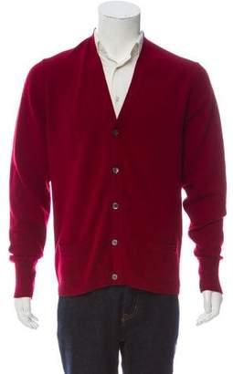 Burberry Vintage Cashmere Cardigan