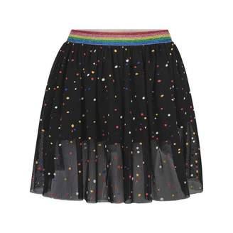 Stella McCartney KidsGirls Spotted Print Amalie Skirt