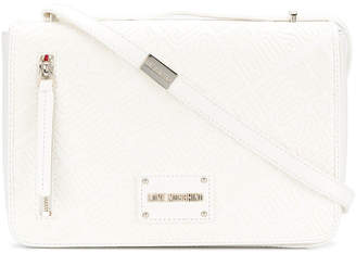 Love Moschino flap shoulder bag