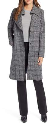 Halogen Overlapping Collar Coat