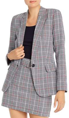 Aqua Plaid Blazer - 100% Exclusive