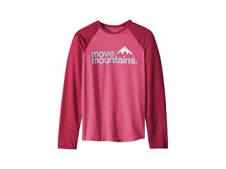 Columbia Kids Outdoor Elementstm Long Sleeve Shirt (Little Kids/Big Kids)