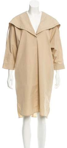 Max Mara MaxMara High-Low Oversize Dress w/ Tags