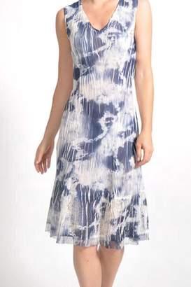 Komarov Tie Dye Dress