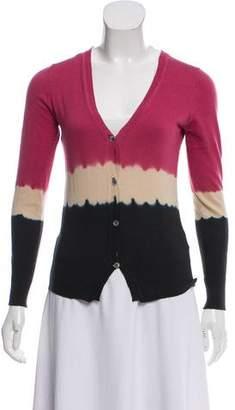 Etoile Isabel Marant Cashmere-Blend Cropped Knit Cardigan