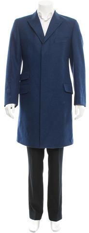 Paul SmithPaul Smith Virgin Wool Overcoat