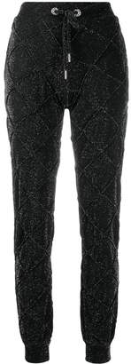 Philipp Plein glitter sweatpants