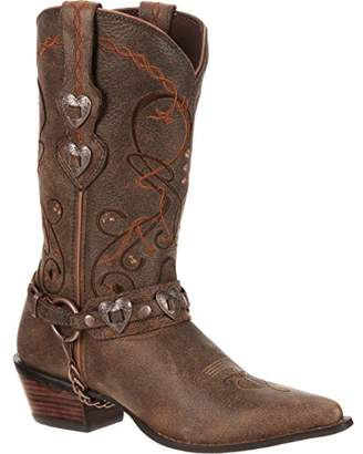 Durango Women's Crush Cowgirl Boot Boot 10 B - Medium
