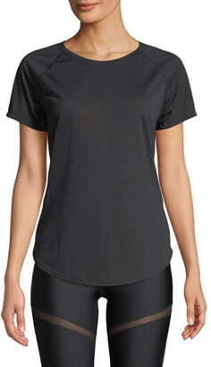 Under Armour Whisperlight Strappy-Back Activewear Tee