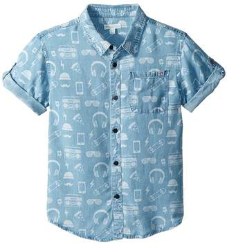 Appaman Kids Pattern Shirt Boy's Clothing