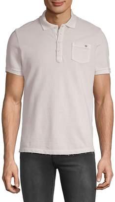 Jet Lag Jetlag Men's Washed Polo Shirt