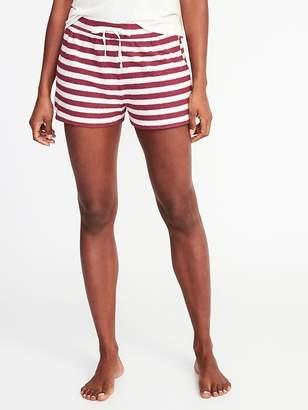 Old Navy Loop-Terry Cali Fleece Shorts for Women
