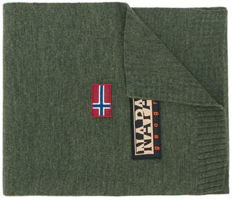 Napapijri logo scarf
