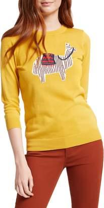 ModCloth Llama Intarsia Sweater