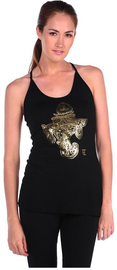 Jala Clothing Ganesha Racer Tank