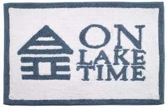 Avanti Linens Lake Words Bath Rug