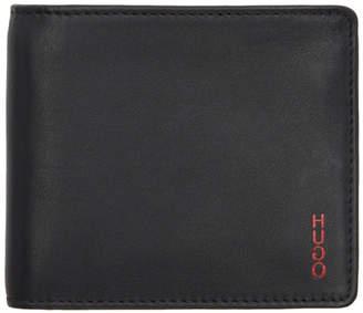 HUGO Black Subway Wallet