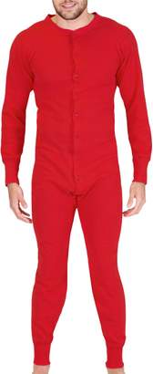 Rock Face Men's Big-Tall Union Suit Big Tall