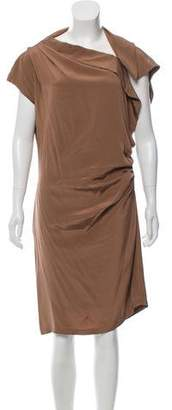 Thakoon Silk Ruched Dress
