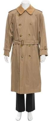 Burberry Classic Woven Trench Coat