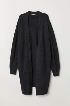 H&M Long Cardigan - Black