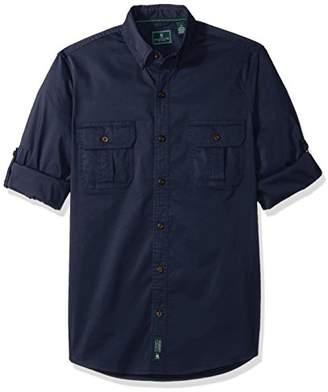Bass GH Men's Madawaska Trail Long Sleeve Shirt
