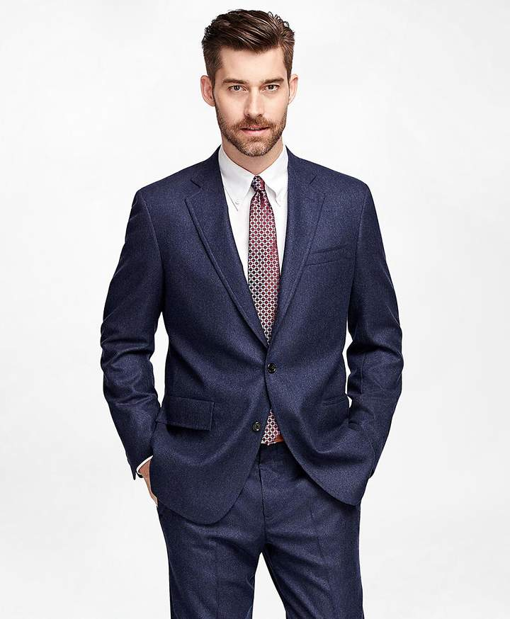 Brooks Brothers  Own Make Donegal Suit
