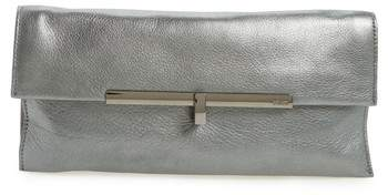Botkier Bleeker Leather Clutch