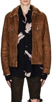 Amiri Men's Shearling Jacket