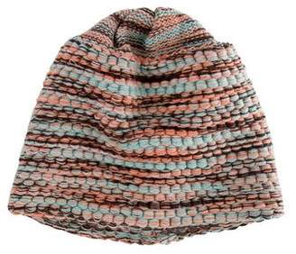 Missoni Wool Woven Beanie