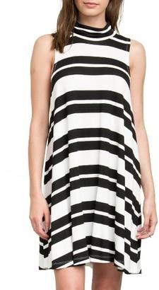 Women's Rvca Alias Stripe Dress $49 thestylecure.com