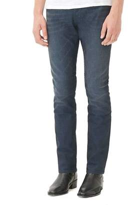 Sandro Jeans - Per Jea Paint Straight Fit in Indigo