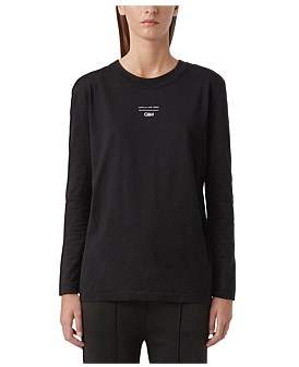 Camilla And Marc C & M Agnes Long Sleeve Tee