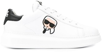 Karl Lagerfeld Paris Kapri Mens Ikonik 3D sneakers