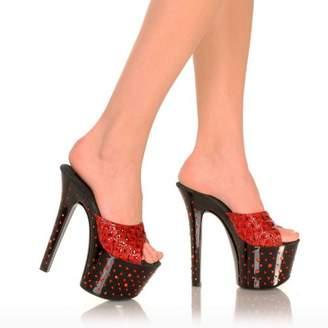 The Highest Heel Women's Jezzie-11-Rhrt Sandal