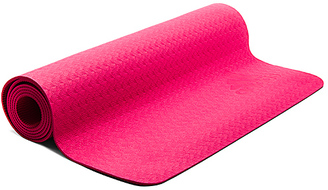 adidas by Stella McCartney Yoga Mat in Pink. $65 thestylecure.com