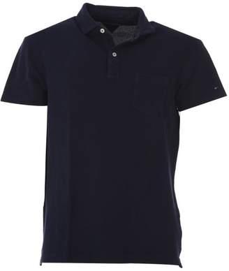 Tommy Hilfiger Slim Fit Blue Polo