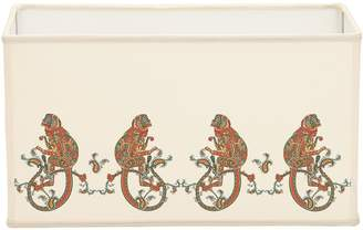 Etro Jaipur Monkey Printed Lampshade