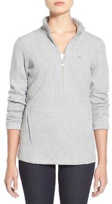 Women's Tommy Bahama 'Aruba' Half Zip Sweatshirt $98 thestylecure.com