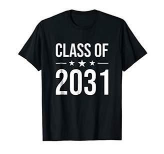 Class Of 2031 Graduation Gift Shirt