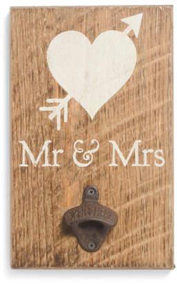 Mr & Mrs Bottle Opener
