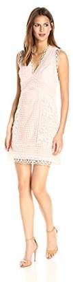French Connection Women's Short Zahra Lace Dress